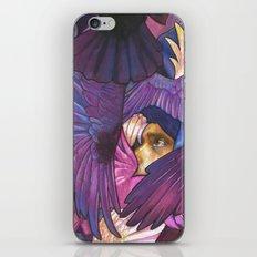 A Murder of Ravens iPhone & iPod Skin