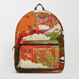 MORNING PSYCHEDELIA Backpack