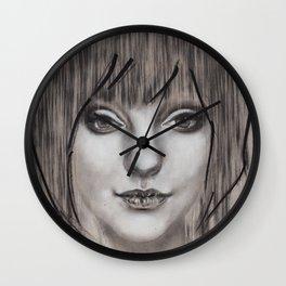"Art Series ""Philosopher Kings I"" SIF & HER HAIR I Wall Clock"