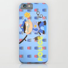 Police iPhone 6s Slim Case