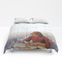 I've Learned; [Dear Capitalist Scum] Comforters