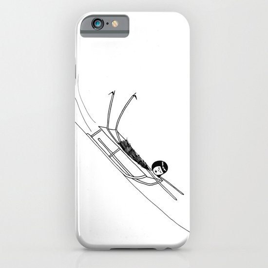 Sledding iPhone & iPod Case