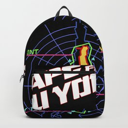ESCAPE FROM NEW YORK MAP Backpack