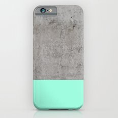 Sea on Concrete Slim Case iPhone 6