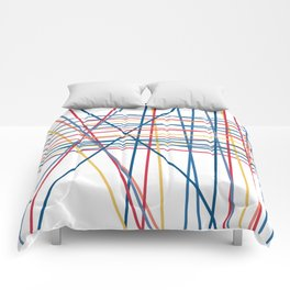 February Print 7 Comforters