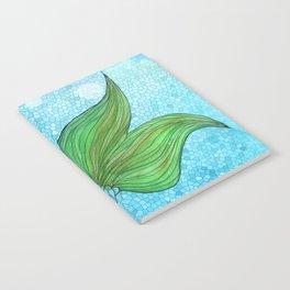Mysterious Mermaid Notebook