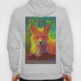 AnimalColor_Fox_007_by_JAMColors Hoody