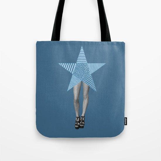 Feel Like A Star Tote Bag