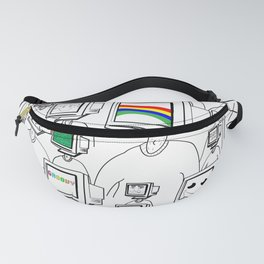 Focus On The Good 2 Fanny Pack