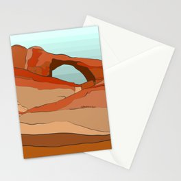 Moab Arches Stationery Cards