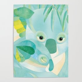 Shanti Sparrow: Maggie and Milo the Koalas Poster