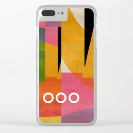 Autumn Day II Clear iPhone Case