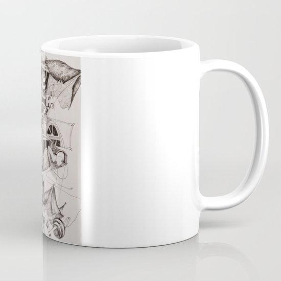 Flighless bird Mug