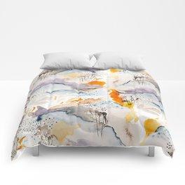 marmalade mountains Comforters