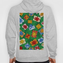 Christmas gifts pattern Hoody