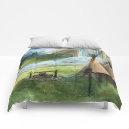 The Camp Comforters