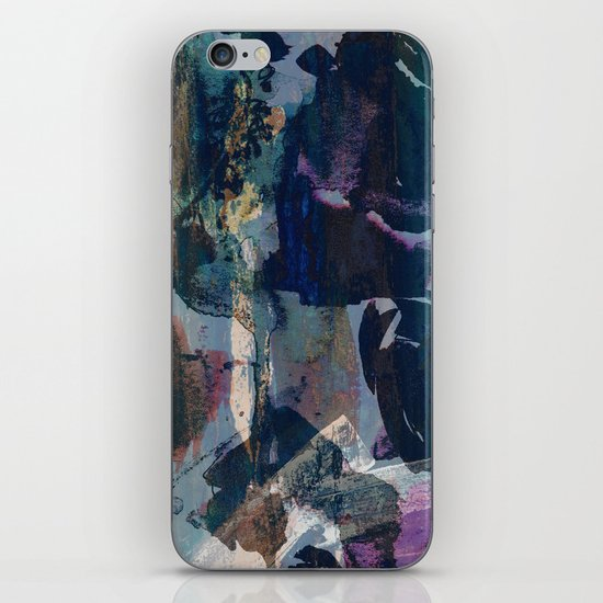 Abstract landscape iPhone & iPod Skin