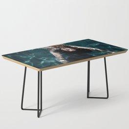 Sienna - Natural pool Coffee Table