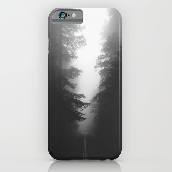 Foggy Road iPhone & iPod Case