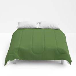 Perfect Day at the Pond ~ Lily Pad Green Comforters