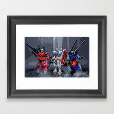 MS 0079 Framed Art Print