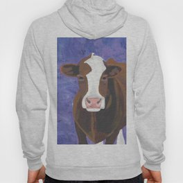 A Cow Named Beulah Hoody