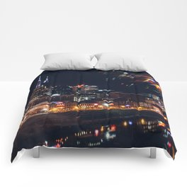Music City Lights - Nashville Comforters