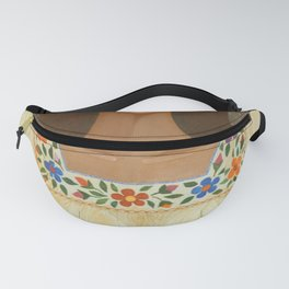 More than flowers she sells illusions Fanny Pack