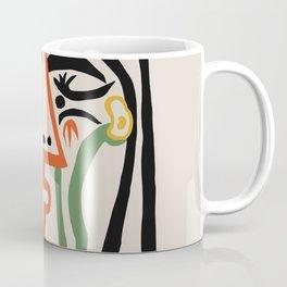 Picasso - Woman's head #1 Coffee Mug
