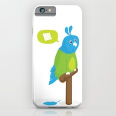Depressed Parrot Slim Case iPhone 6s