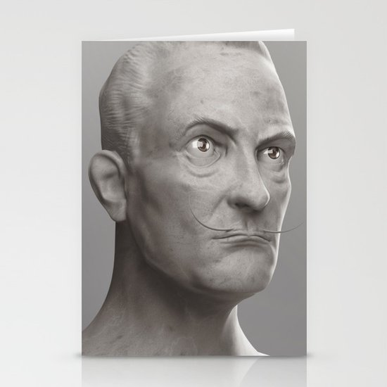 Visions - Dali Stationery Cards