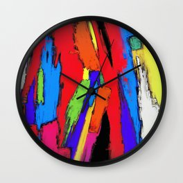 Rockcracker Wall Clock