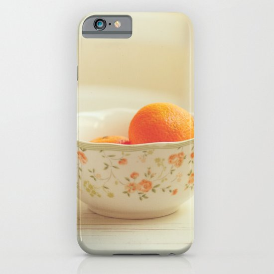 Tasty afternoon iPhone & iPod Case