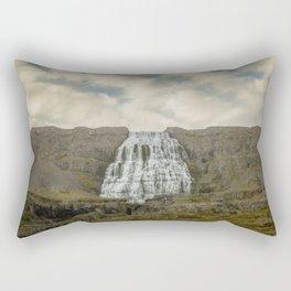 Dynjandi 3 Rectangular Pillow