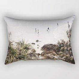 The Pass, Byron Bay Rectangular Pillow