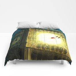 Big Ben Christmas  Comforters