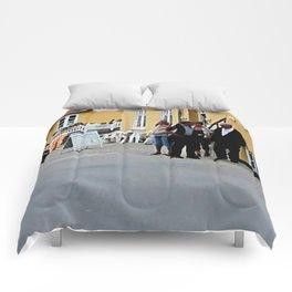 Das Stadtgespraech Comforters