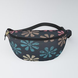 Lovely Floral Pattern X.02 Fanny Pack