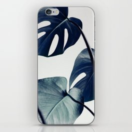 botanical vibes II iPhone Skin