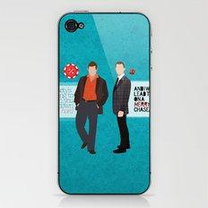 Security iPhone & iPod Skin
