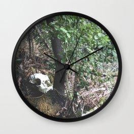 Self-discovery Wall Clock