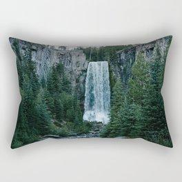 tumalo falls Rectangular Pillow