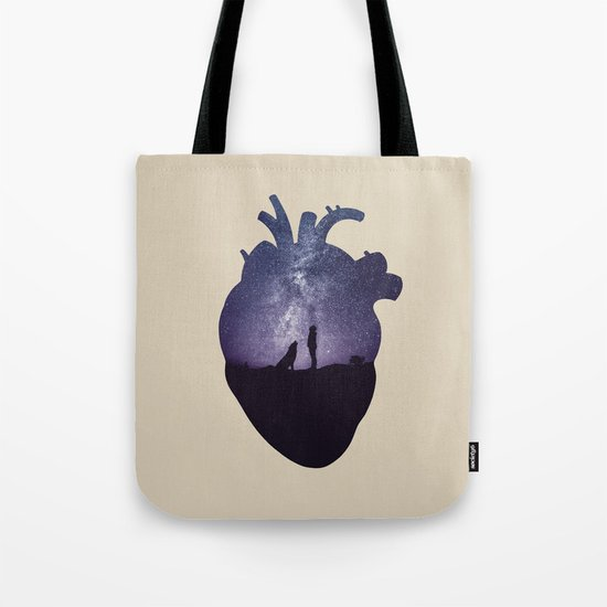We Are All Made of Stars Tote Bag