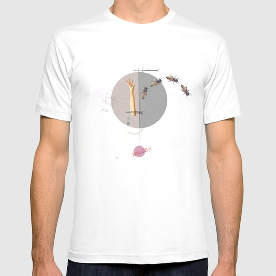 Gravity | Collage T-shirt