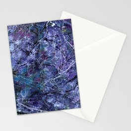 Pollock 2.0 Stationery Cards