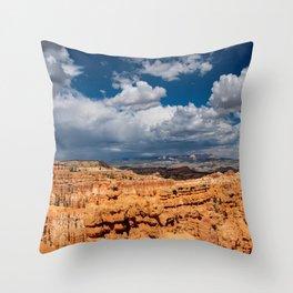 Bryce_Canyon National_Park, Utah - 4 Throw Pillow