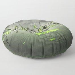 Toxic Floor Pillow