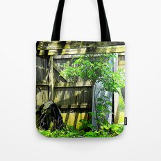 Nature Taking Over 2 Tote Bag