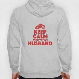 Love Your Husband Wedding Gift Hoody