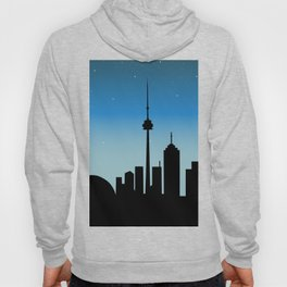 Toronto Skyline - Night Hoody